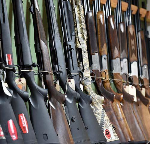 Waffen und Munition bei Waffen Pauckert