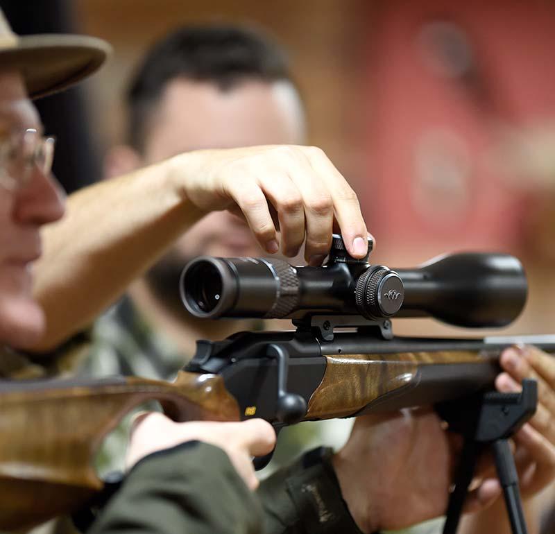 Waffen Pauckert - Zielfernrohr